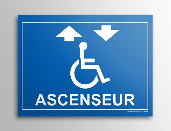 ascenseur handicap